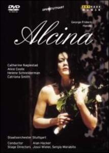 Georg Frideric Handel. Alcina di Jossi Wieler,Sergio Morabito - DVD