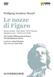 Wolfgang Amadeus Mozart. Le nozze di Figaro di Peter Hall - DVD