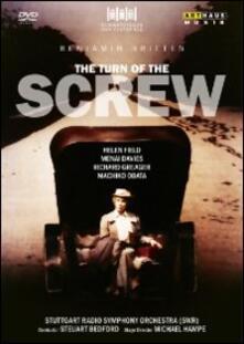 Benjamin Britten. The Turn of the Screw. Il giro di vite di Michael Hampe - DVD