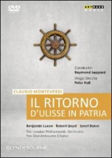 Claudio Monteverdi. Il ritorno di Ulisse in patria di Peter Hall - DVD