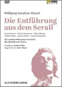 Wolfgang Amadeus Mozart. Die Entführung aus dem Serail. Il ratto del serraglio di Peter Wood - DVD