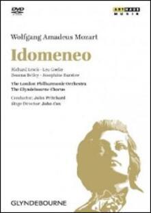 Wolfgang Amadeus Mozart. Idomeneo di John Cox - DVD