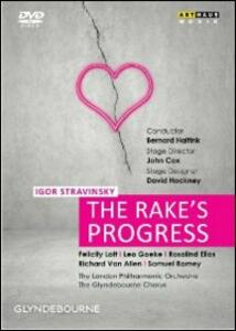 Igor Stravinsky. The Rake's Progress. Carriera di un libertino - DVD