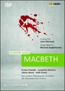 Giuseppe Verdi. Macbeth di Michael Hadjimischev - DVD