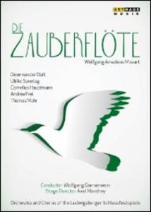 Wolfgang Amadeus Mozart. Il Flauto Magico - DVD