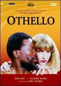 Otello di Janet Suzman - DVD