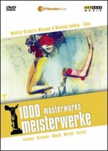 Wallraf Richartz Museum & Museum Ludwig Köln. 1000 Masterworks di Reiner E. Moritz - DVD