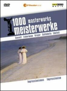 Impressionism. 1000 Masterworks - DVD