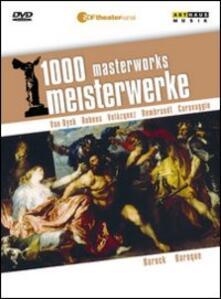 Baroque. 1000 Masterworks - DVD