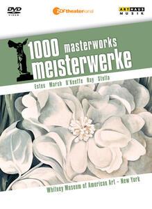 1000 Masterworks: Whitney Museum of American Art, New York - DVD