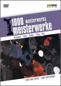 Luce e colore. 1000 Masterworks - DVD
