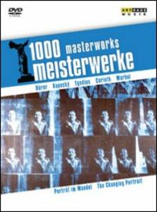 Portrait im Wandel. The Changing Portrait. 1000 Masterworks - DVD