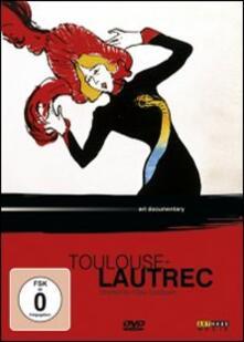 Henri Toulouse-Lautrec di Hilary Chadwick - DVD