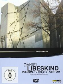 Daniel Libeskind - Welcome to the 21st Century - DVD