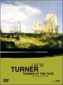 J.M.W. Turner At The Tate di Daniel Wiles - DVD