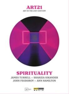 Art21. Art In The 21st Century. Spirituality - DVD