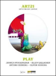 Art21. Art In The 21st Century. Play - DVD