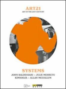 Art21. Art In The 21st Century. Systems - DVD