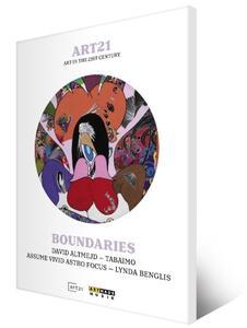 ART21. Art In The 21st Century. Bounderies - DVD