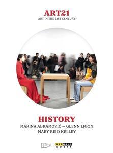 Art21. Art In The 21st Century. History - DVD