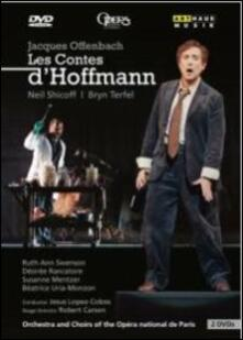 Jacques Offenbach. Les Contes d'Hoffmann. I racconti di Hoffman (2 DVD) - DVD
