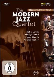 The Modern Jazz Quartet. 40th Anniversary - DVD