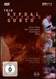 Trio Rypdal, Vitous, Gurtu - DVD