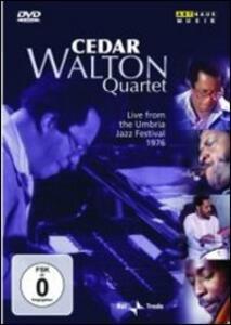 Cedar Walton. Quartet - DVD