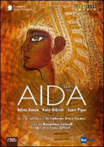 Giuseppe Verdi. Aida di Franco Zeffirelli - DVD