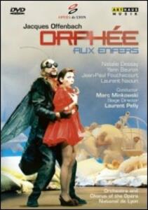 Jacques Offenbach. Orphée aux enfers. Orfeo all'inferno - DVD