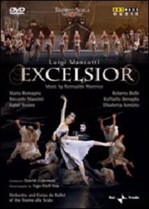 Luigi Manzotti. Excelsior - DVD