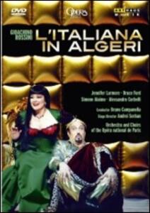 Gioacchino Rossini. L'italiana in Algeri di Andrei Serban - DVD