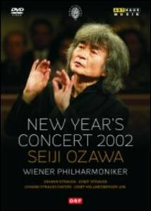 New Year's Concert 2002 - DVD