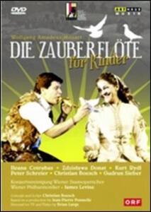 Wolfgang Amadeus Mozart. Il flauto magico di Jean-Pierre Ponnelle - DVD