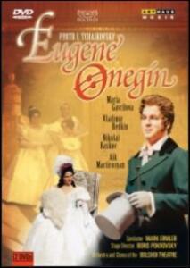 Pyotr Ilyich Tchaikovsky. Eugene Onegin (2 DVD) di Boris Pokrovsky - DVD