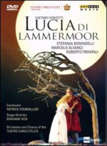 Gaetano Donizetti. Lucia di Lammermoor di Graham Vick - DVD