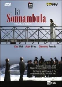 Vincenzo Bellini. La sonnambula di Federico Tiezzi - DVD