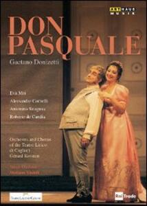 Pasquale Donizetti. Don Pasquale di Stefano Vizioli - DVD