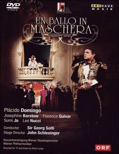Giuseppe Verdi. Un ballo in maschera - DVD