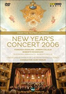 New Year's Concert 2006 from the Teatro La Fenice - DVD