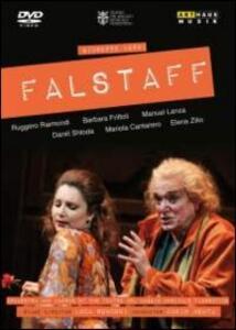 Giuseppe Verdi. Falstaff di Luca Ronconi - DVD