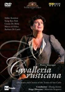 Pietro Mascagni. Cavalleria Rusticana di Maurizio Scaparro - DVD