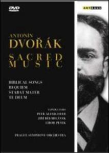 Antonin Dvorak. Sacred Music (3 DVD) - DVD