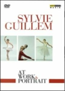 Sylvie Guillem. At Work & Portrait (2 DVD) di Nigel Watts - DVD