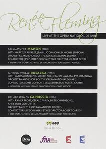 Renée Fleming Live at the Opéra National de Paris (6 DVD) di Robert Carsen