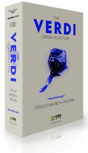 "The Verdi Opera Selection ""Shakespeare"" (3 DVD) di Luca Ronconi"