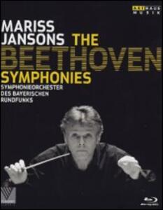 Ludwig van Beethoven. Sinfonie complete (3 Blu-ray) - Blu-ray