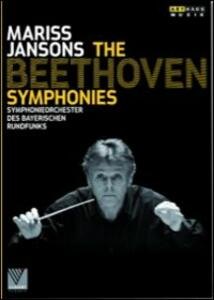 Mariss Jansons. The Beethoven Symphonies Nos. 1 - 9 (3 DVD) - DVD