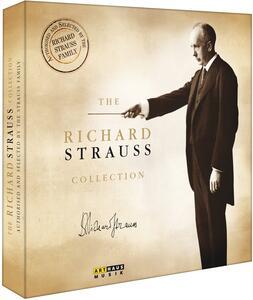 The Richard Strauss Collection (11 DVD) di Luc Bondy,Kirsten Harms,Karlheinz Hundorf,Ennosuke Ichikawa,Harry Kupfer,Günther Rennert