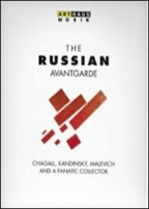 The Russian Avant-garde (4 DVD)<span>.</span> Special Edition - DVD